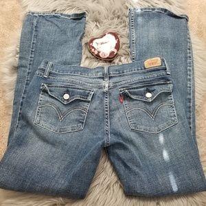 Levi's Women's jeans,  size 11M.